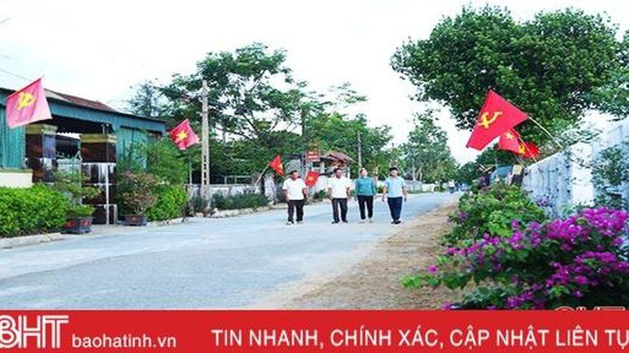 Lộc Hà huy động mọi nguồn lực, quyết tâm xây dựng huyện nông thôn mới nâng cao