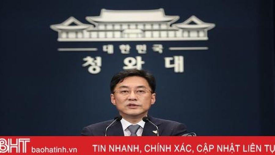 Tổng thống Hàn Quốc bổ nhiệm 3 cố vấn cấp cao mới