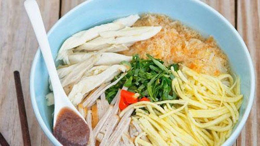 Công thức nấu món bún thang ngon như người Hà Nội
