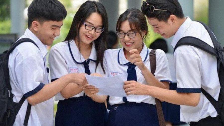 Đáp án đề thi môn Tiếng Anh tốt nghiệp THPT 2020 mã đề 405