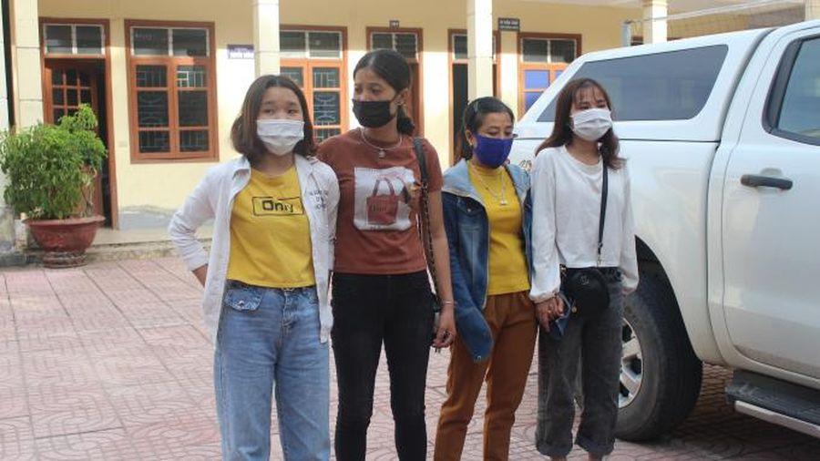 Hai thiếu nữ ở Nghệ An bị nhốt, đánh đập ép phải 'phục vụ' trong quán karaoke