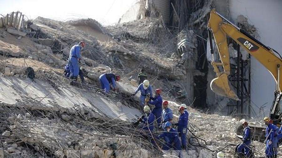 Vụ nổ ở Beirut: Chính phủ Liban tuyên bố từ chức