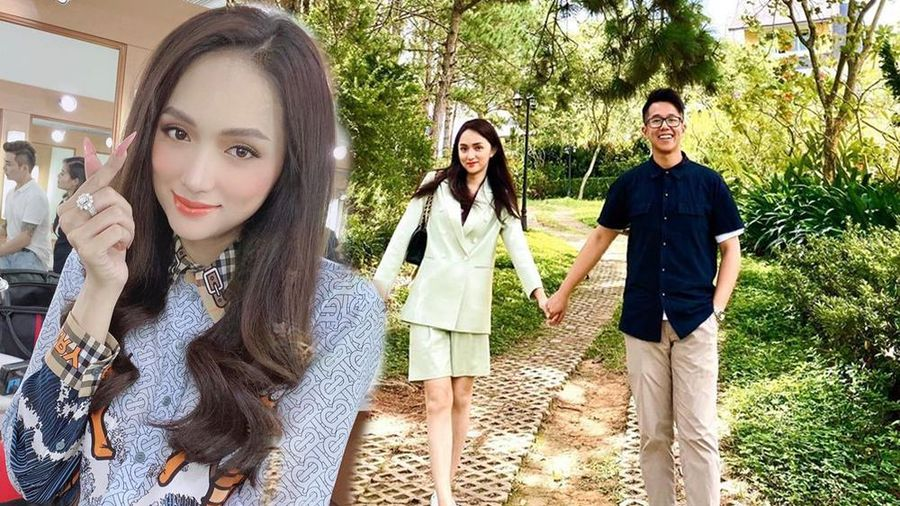 Hương Giang chính thức lên tiếng về chuyện tình ồn ào với Matt Liu