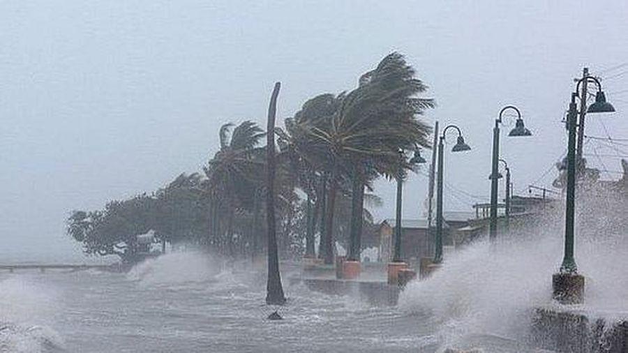 Áp thấp nhiệt đới mạnh lên thành bão số 3, hướng vào Trung Quốc