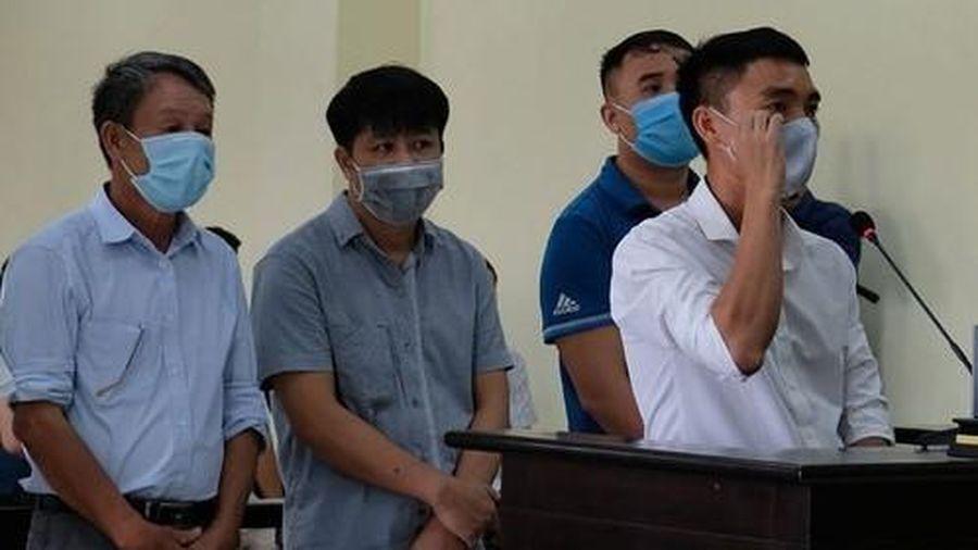Thanh Hóa: Nguyên 5 cán bộ, công chức lập khống hồ sơ đền bù hầu tòa