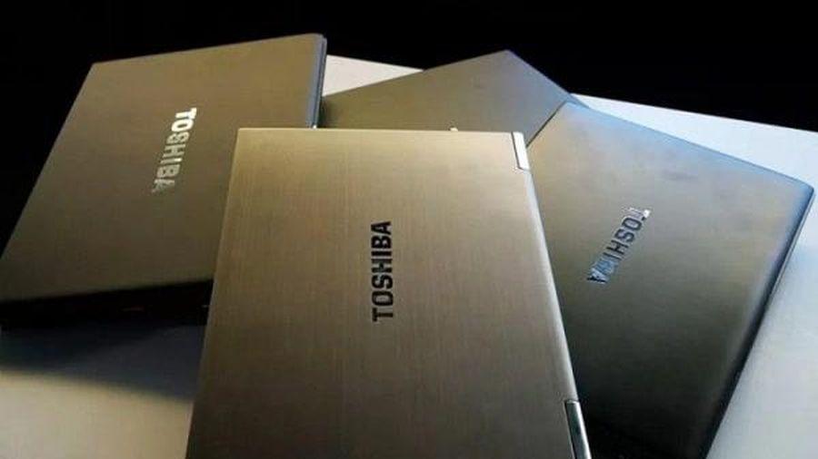 Sau 35 năm, Toshiba chính thức ngừng sản xuất và kinh doanh máy tính