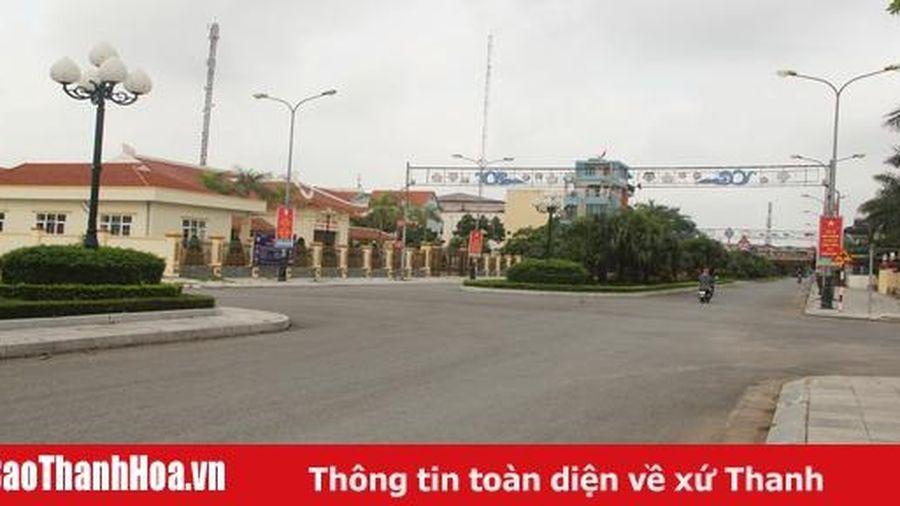 Huyện Nga Sơn tổ chức cách ly 279 người từ các địa phương khác trở về