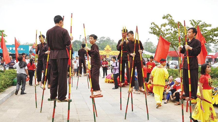 Phú Thọ: Bảo tồn và phát huy giá trị văn hóa truyền thống các dân tộc thiểu số