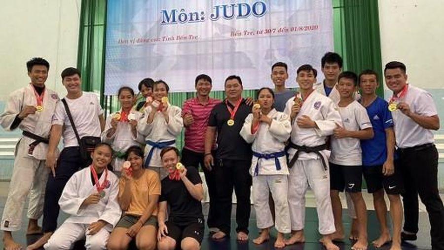 Judo Sóc Trăng bất bại ở giải ĐBSCL