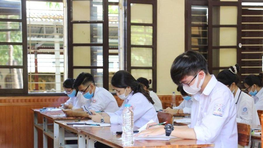 Đáp án đề thi Tiếng Anh mã đề 418 kỳ thi tốt nghiệp THPT 2020