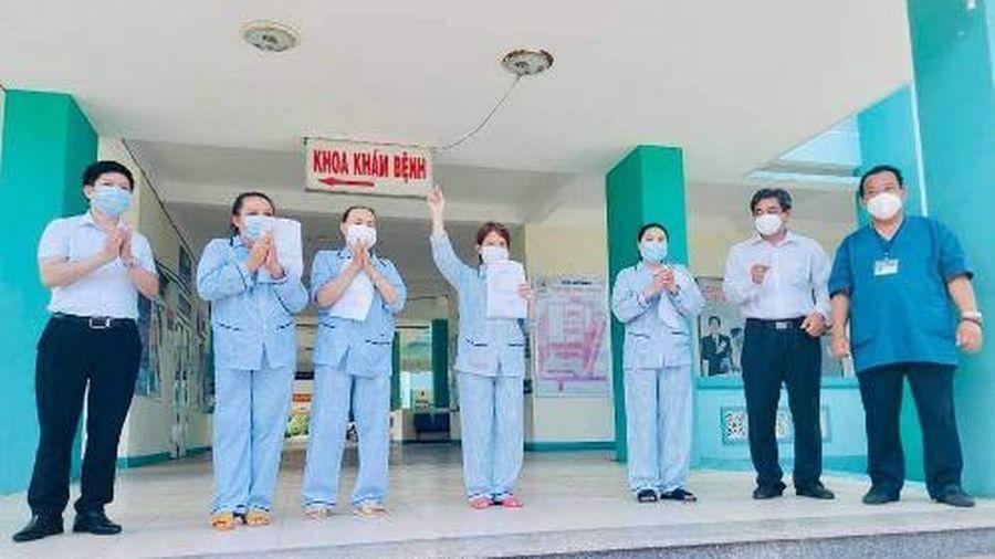 4 bệnh nhân đầu tiên của tâm dịch Đà Nẵng được công bố khỏi bệnh