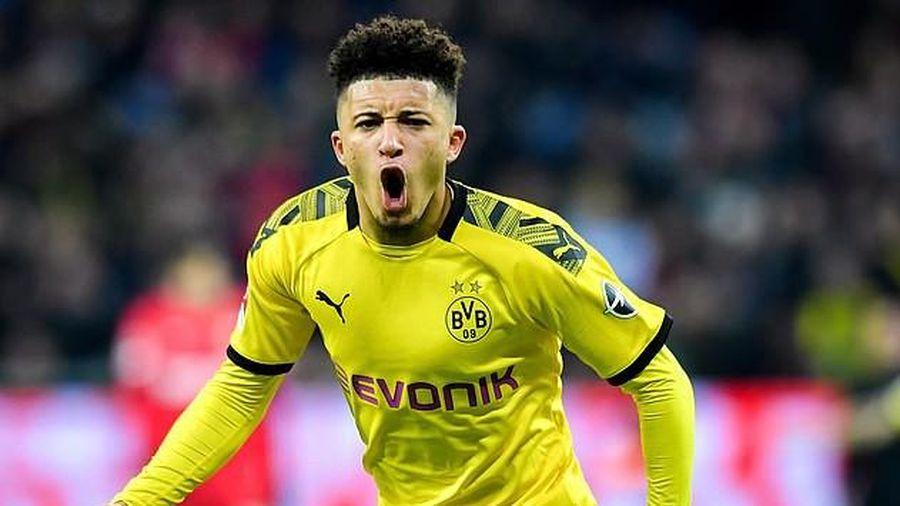 Phớt lờ MU, Sancho đi tập huấn cùng Dortmund