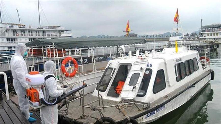 Bình Thuận kiểm soát chặt 21 thuyền viên nước ngoài để phòng Covid-19