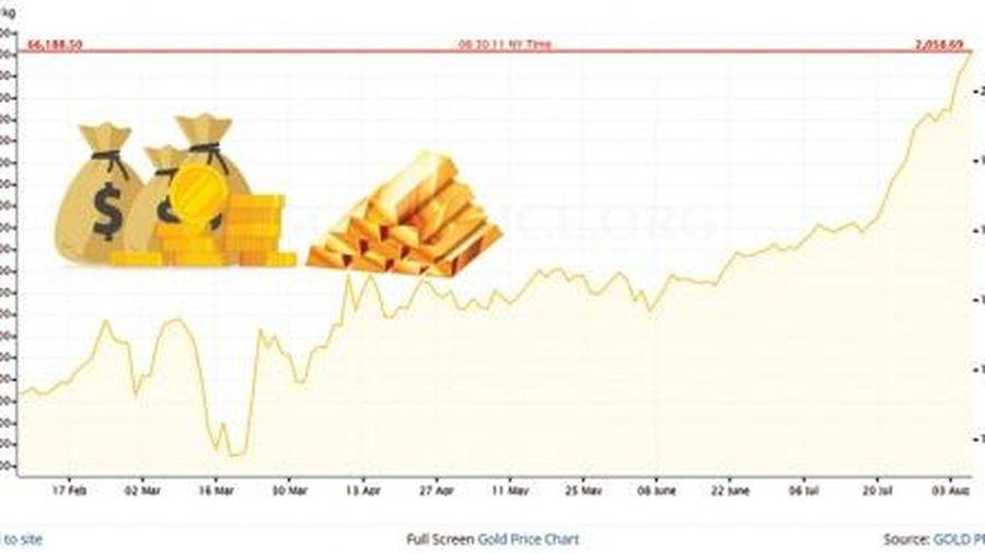 Nhận diện dấu hiệu làm giá khi vàng tăng sốc