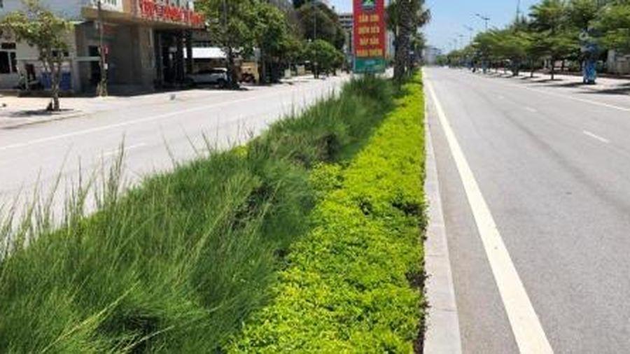 Thanh Hóa: Thành phố biển Sầm Sơn 'ngủ đông' giữa hạ