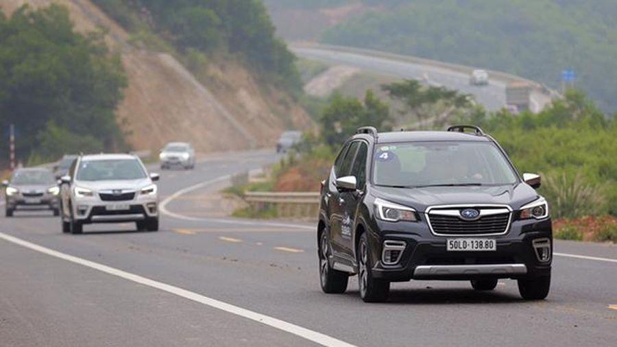 Subaru sẽ thay thế kim phun nhiên liệu bị hỏng trên xe Forester tại Việt Nam