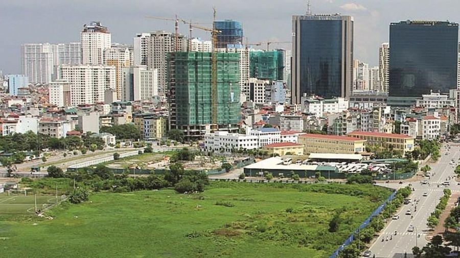 Xây dựng các phương án phân bổ và khoanh vùng đất đai Hà Nội giai đoạn 2021-2030