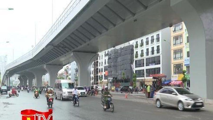 Đường Vành đai 2 đi vào hoạt động, kỳ vọng sẽ giảm ùn tắc giao thông