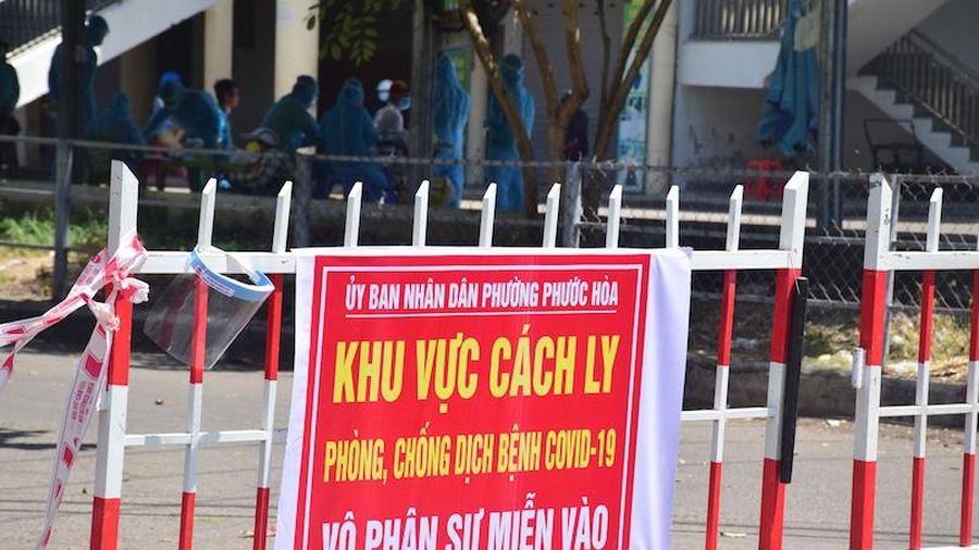 Quảng Nam: TP Tam Kỳ có ca thứ 2 nghi nhiễm COVID-19