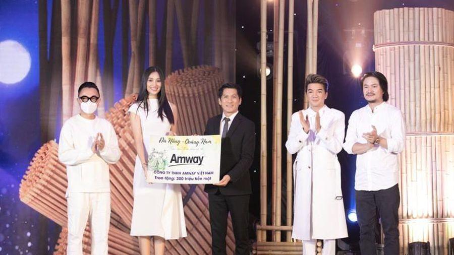 Amway Việt Nam chung tay hướng về Đà Nẵng, Quảng Nam