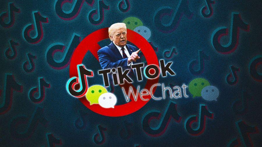 Phải chăng ông Trump chỉ đang 'dọa' WeChat và TikTok?