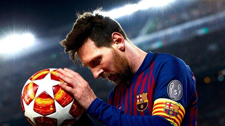 Messi nghỉ tập trước tứ kết Champions League