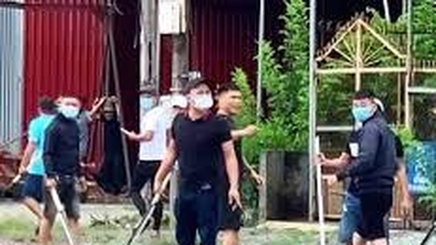 Bắt khẩn cấp 9 người tham gia hỗn chiến ở Đồng Nai