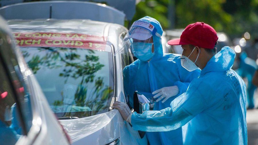 117 bệnh nhân Đà Nẵng hết cách ly về quê trên chuyến xe 0 đồng