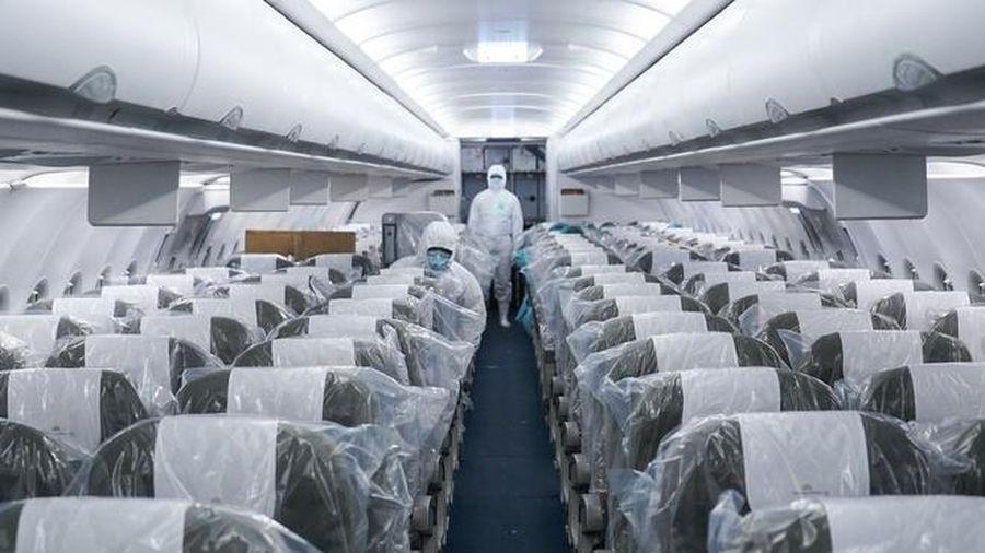 Hơn 1.450 người mắc kẹt ở Đà Nẵng về TP.HCM, Hà Nội trên 7 chuyến bay
