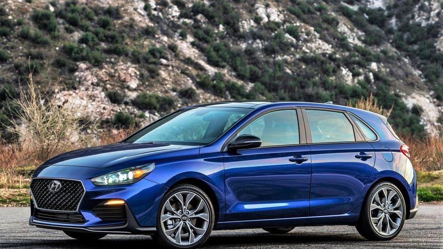 Hyundai Elantra GT và GT N Line bị khai tử ở Mỹ