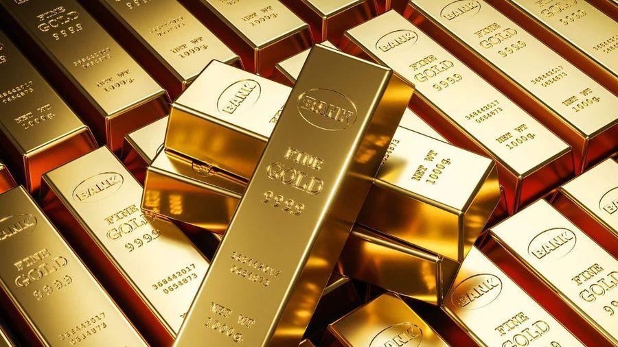 Giá vàng giảm sốc, mất mốc 2.000 USD/ounce