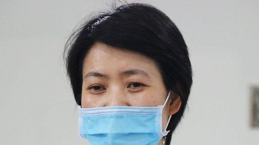 Nữ bác sĩ thuộc từng ngóc ngách trong bệnh viện dã chiến ở Đà Nẵng