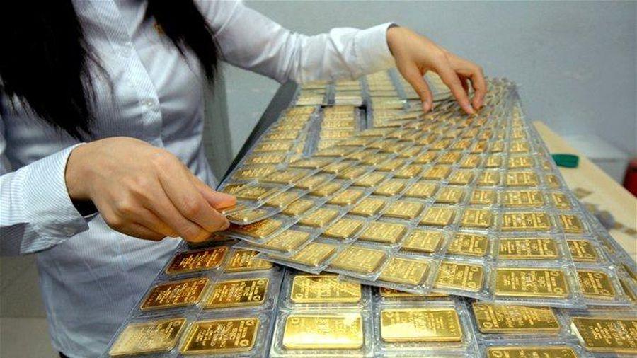 Giá vàng giảm kỷ lục, 'cơn ác mộng' năm 2011 trở lại?