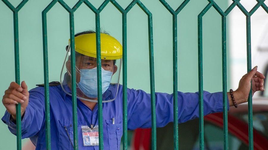 'Nguy cơ lây nhiễm SARS-CoV-2 tại cơ sở y tế rất cao'