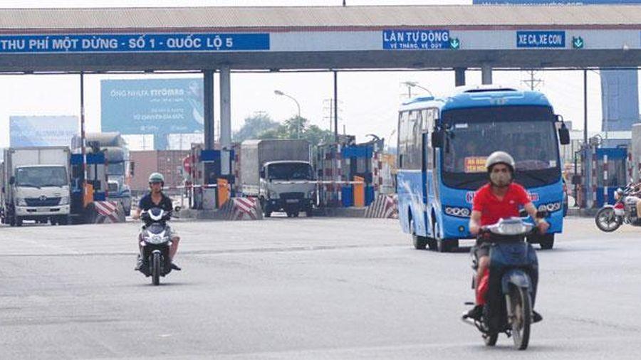 Chính thức giảm 10 – 30% phí đường bộ cho ô tô kinh doanh vận tải