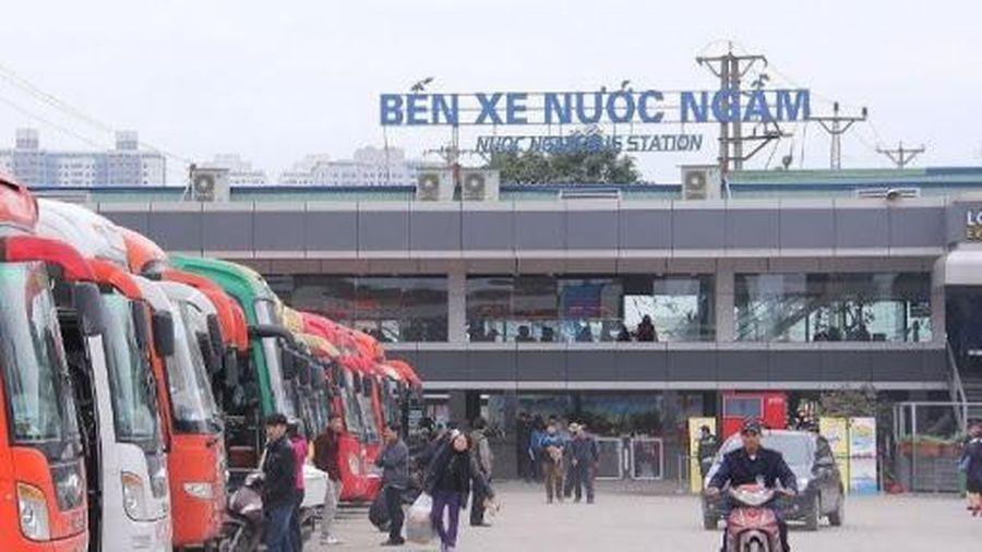 Bến xe Nước Ngầm thông tin về chuyến xe khách chở bệnh nhân Covid-19 vào Nha Trang