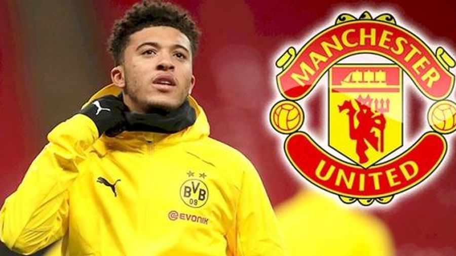 Đổ bể vụ Jadon Sancho, Man United kiếm ai thay thế?