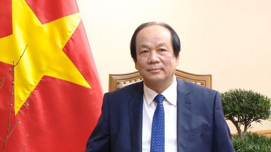 Bộ trưởng, Chủ nhiệm Văn phòng Chính phủ điều động, bổ nhiệm cán bộ