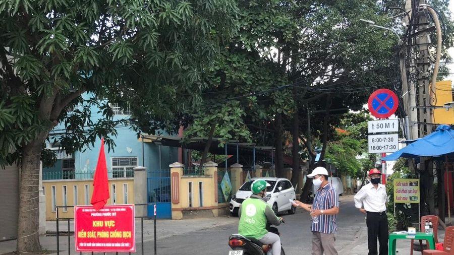 Đà Nẵng tiếp tục giãn cách xã hội theo Chỉ thị 16