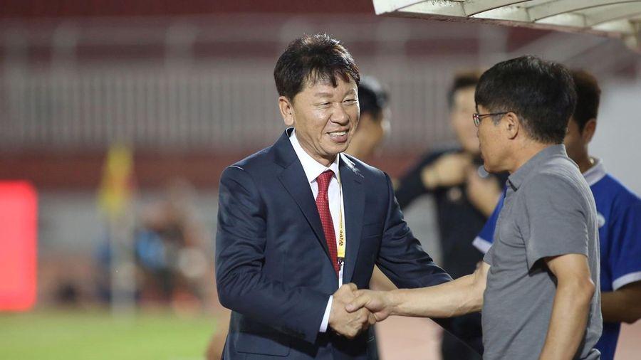 HLV Chung Hea Seong chính thức trở lại CLB TP Hồ Chí Minh