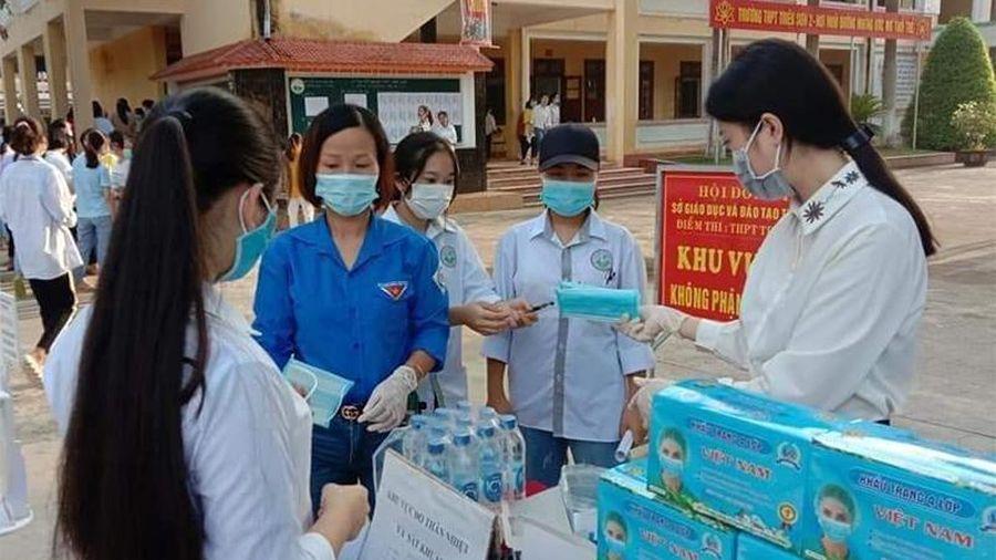 44 trường hợp F1 của BN 748 ở Thanh Hóa âm tính với Covid-19