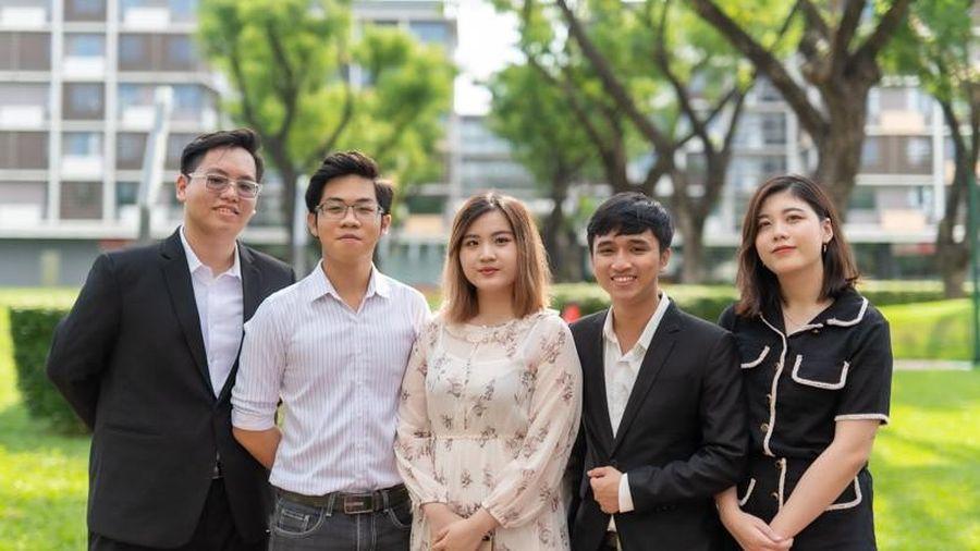 Lần đầu tiên, sinh viên Việt Nam dự thi Olympic Blockchain quốc tế