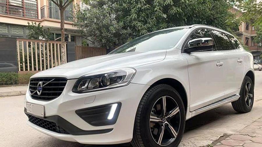Volvo XC60 2016 chạy 4 năm, bán 1,5 tỷ ở Hà Nội