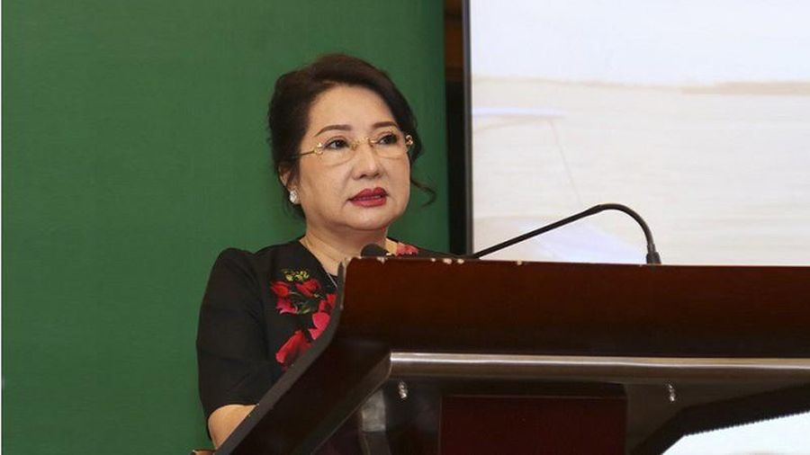 Người thay bà Như Loan giữ chức Chủ tịch Quốc Cường Gia Lai là ai?
