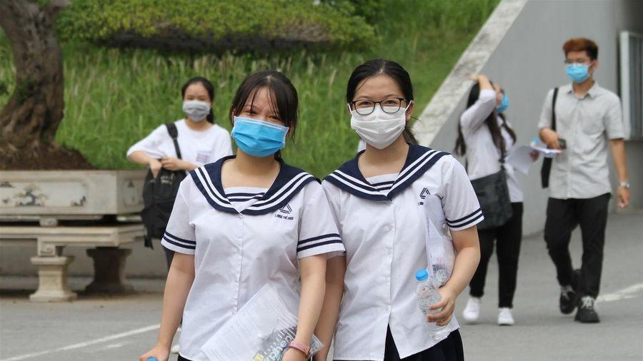 Hà Nội: Hoàn thành công tác chấm thi chậm nhất vào ngày 26/8