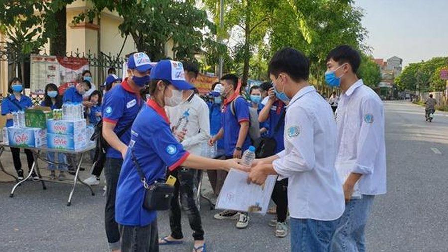Hưng Yên: Kỳ thi an toàn, tạo dư luận tốt trong nhân dân