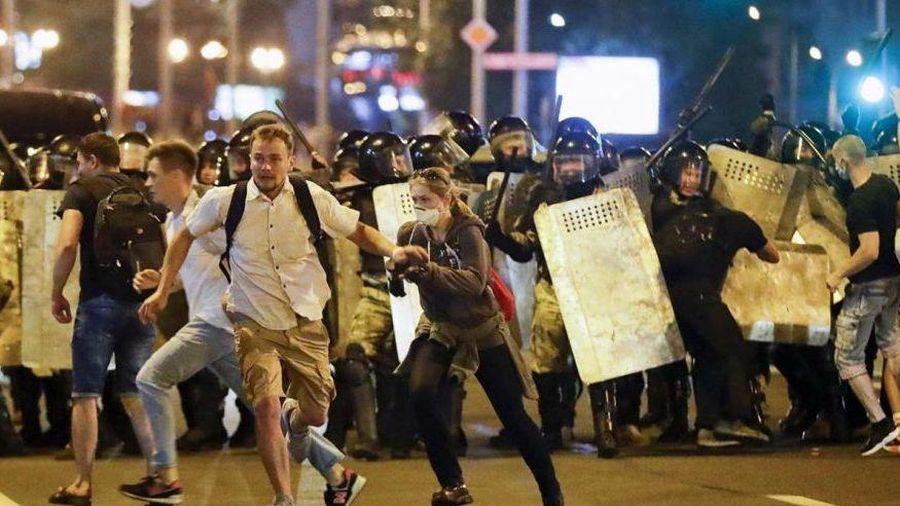 Tình hình Belarus: Cảnh sát dùng biện pháp mạnh, Nga, Mỹ, NATO đồng loạt lên tiếng, Ba Lan kêu gọi họp khẩn