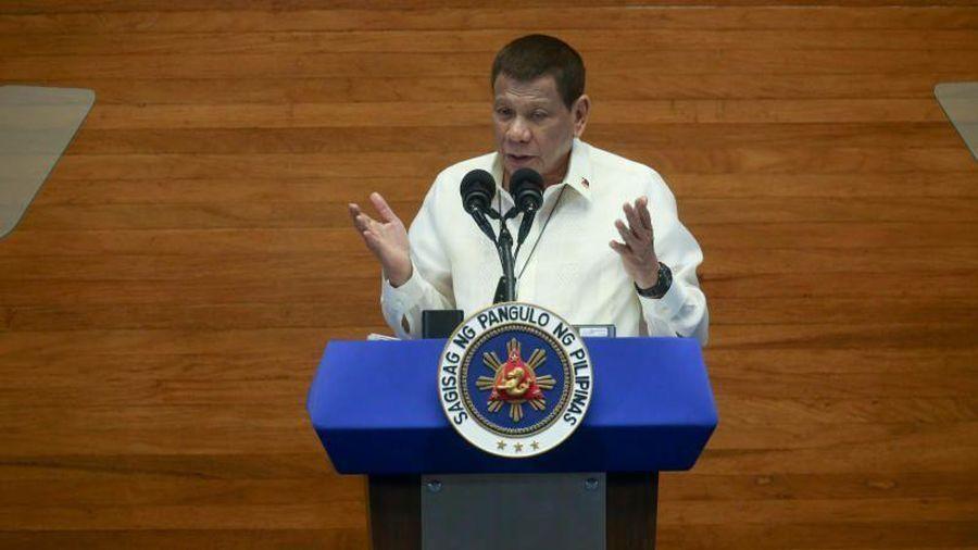 Covid-19: Philippines chấp nhận để Nga cung cấp vaccine, Tổng thống Duterte sẵn sàng là người đầu tiên thử nghiệm
