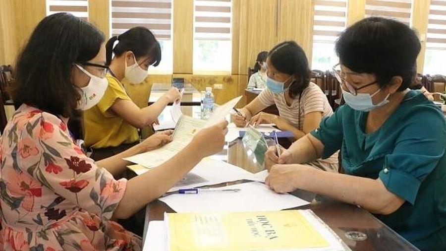 Hà Nội: Hơn 97 nghìn hồ sơ tuyển sinh trực tuyến vào lớp 6