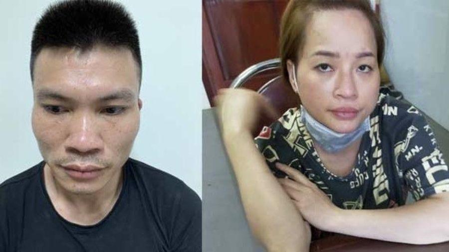 Triệt phá ổ nhóm mại dâm núp bóng quán cà phê tại Bắc Giang